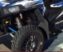 Bavettes Prolongateurs Garde-Boue Avant RZR 1000 Turbo Polaris