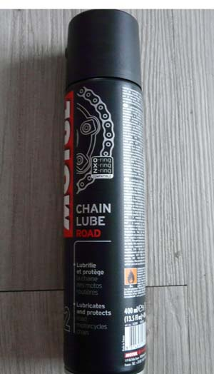 Chain Lube Road Motul Graisse Chaîne Moto Route