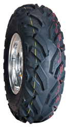 Lot 2 Pneus AV DI2015 Red Eagle DURO 22x7x10 6 plis