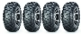 Lot 4 Pneus Maxxis Big Horn M917 29/9/14 + M918 29/11/14 SSV Quad Port Offert