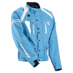 Veste Enduro Kenny Performance Bleu Clair