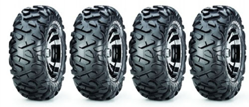 Lot 4 Pneus  Maxxis Big Horn M917 25/8/12 + M918 25/10/12 Port O