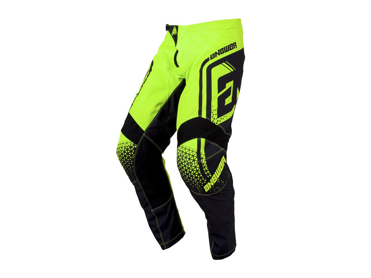 Pantalon ANSWER Syncron Drift Hyper Acid/noir